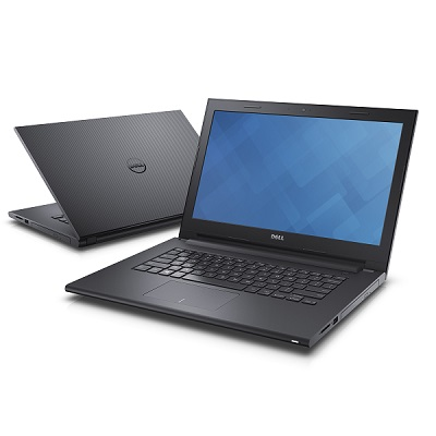 Two Dell Inspiron 14 3000 Series Non-Touch (Model 3442) notebook computers, with Haswell processor.